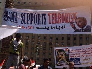 Anti-Obama-Signs-from-Anti-Mubarak-Protest-in-Egypt1
